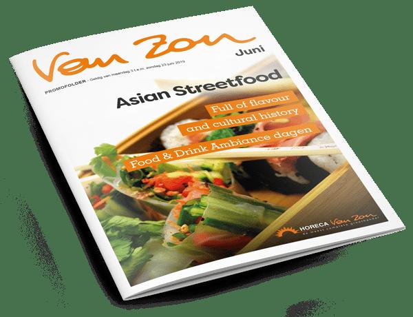 Van Zon promofolder juli 2019