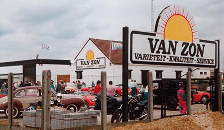Van Zon 1988 cash & carry