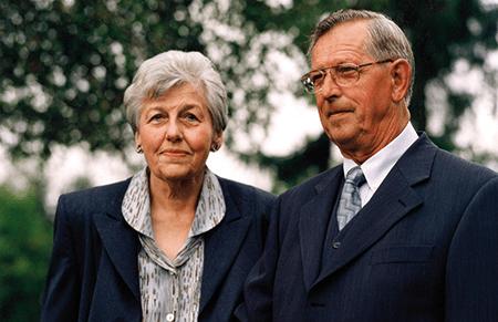 Van Zon 1964 oprichters