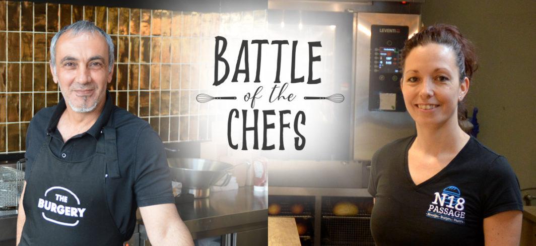 Battel 4 - De beste burger