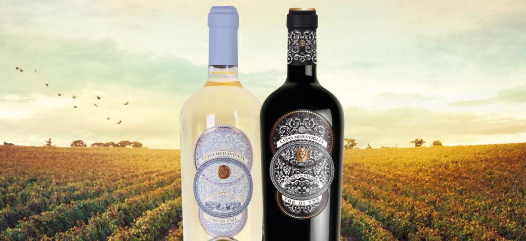 Wijn van de maand juni - Lupo Meraviglia